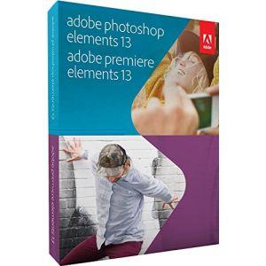 Photoshop Elements 13 + Premiere Elements 13 pour Windows, Mac OS