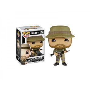 Funko Figurine Pop! Call Of Duty : Captain John Price