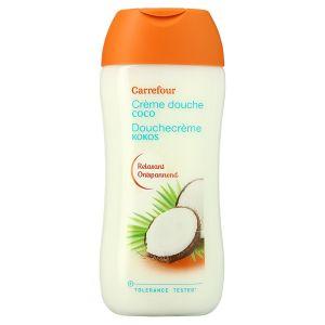 Carrefour Crème de douche Coco