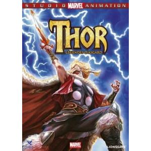 Thor legendes d'Asgard