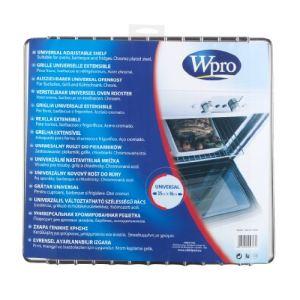 Wpro ACC010 - Grille universelle extensible 35 à 56 cm