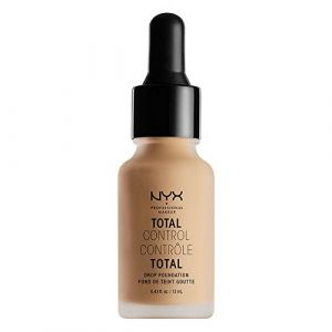 NYX Cosmetics Total Control - Fond de teint goutte