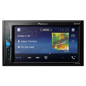 Pioneer MVH-A200VBT - Autoradio 2DIN MP3/USB/Aux/Video - Bluetooth - Ecran 6.2p