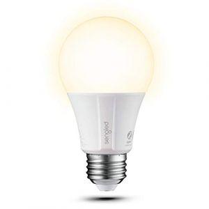 Sengled Element Classic Ampoule LED E27 Dimmable Blanc Chaud 2700K, Ampoule LED Intelligente Contrôlé via APP Hub Nécessaire ), Compatible avec Alexa & Google Assistant, Lot de 1