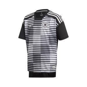Adidas Maillot d'avant-match domicile de l'équipe d'Allemagne - Blanc - Enfants