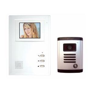 """Elem Technic GTPVCL-HF - Interphone vidéo avec écran TFT 4"""""""