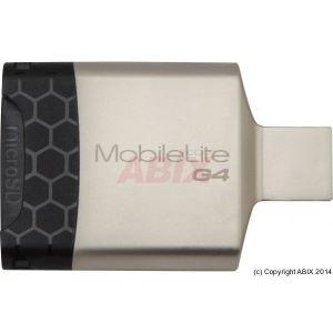 Kingston Mobilelite G4 - Lecteur de Carte mémoire externe USB 3.0