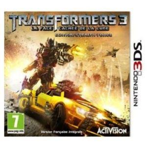 Transformers 3 : La Face Cachée de la Lune [3DS]