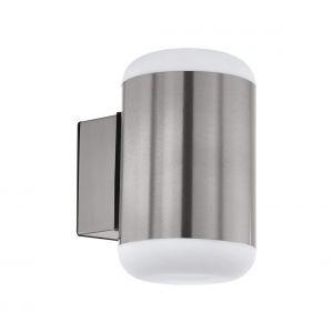 Eglo Lampe murale LED d'extérieur Merlito Acier inoxydable
