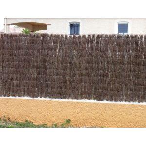130973e8df72 Brande de bruyère   Clôture, brise vue pour terrasse, balcon et jardin