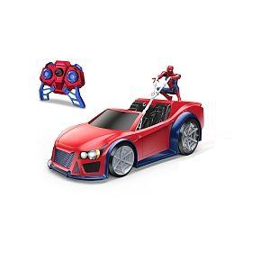 Nikko Spider-Man Web Wheelie - Voiture radiocommandée