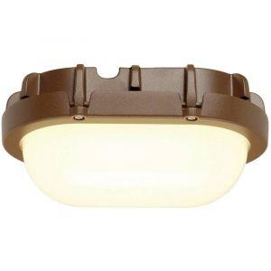 SLV 229927 Applique murale LED extérieure 11 W EEC: LED (A++ - E) rouille rouille