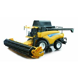 New Ray 05633 - Moissonneuse batteuse New Holland CR9090 - Echelle 1:32