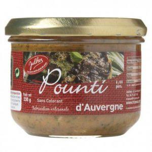 Pounti de porc d'Auvergne, Bocal 230 gr