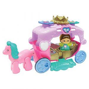 Vtech Tut Tut Copains : Le carrosse enchanté + Jade la princesse en balade