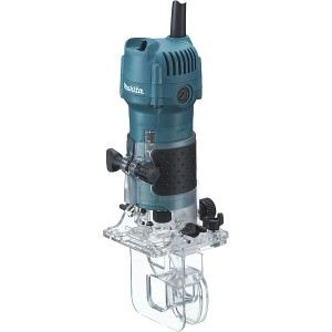 Makita 3710J - Affleureuse 530W Ø 6 mm