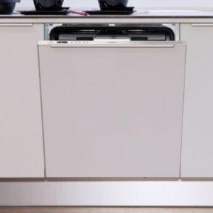 Whirlpool WIO3T123PEF - Lave-vaisselle tout intégrable 14 couverts