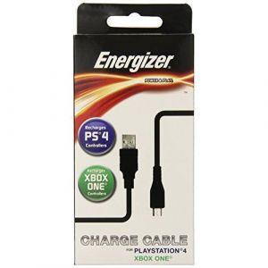 Energizer Chargeur universel pour Manette Dual Shock 4