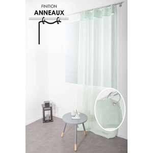 rideaux a anneaux comparer 471 offres. Black Bedroom Furniture Sets. Home Design Ideas