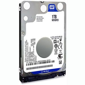 "Western Digital WD10SPZX - Disque dur WD Blue 1 To interne 2.5"" SATA 6Gb/s"