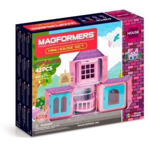Magformers Mini House 42 pièces