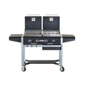 Brasero Grill Barbecue americain Brasero MARGAUX NOIRE