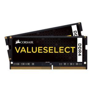 Corsair CMSO16GX4M2A2133C15 - Barrette mémoire Value Select SO-DIMM DDR4 16 Go (2 x 8 Go) 2133 MHz CL15