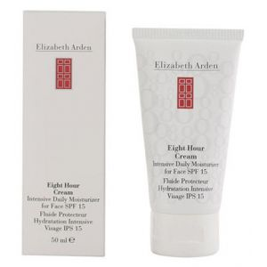Elizabeth Arden Eight Hour Cream - Fluide protecteur hydratation intensive visage IPS 15