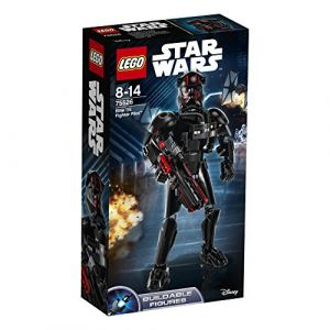 Lego 75526 - Star Wars : Elite TIE Fighter Pilot