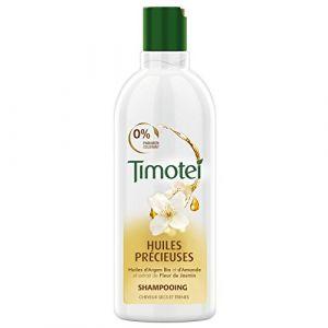 Timotei Shampooing Femme Huiles d'Argan Bio, d'Amande et Fleur de Jasmin 300ml