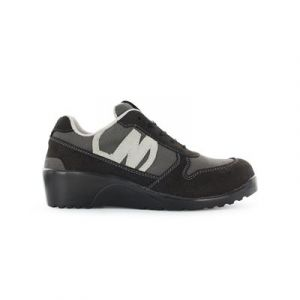 Nord'Ways Chaussures Nordways BASKET DE SECURITE FEMME MANON NOIR NORDWAY'S