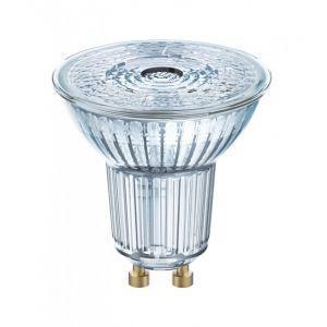 Osram Spot LED | Culot GU10 | Blanc froid | 4000 K | 3,70 W | Equivalent à 35W | LED SUPERSTAR PAR16