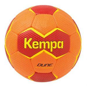 Kettler Kempa Dune Ballon de handball Rougeshock/Rouge Taille 3