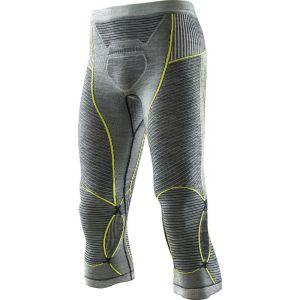 X-Bionic Apani Merino Fastflow Sous-vêtement Homme jaune/gris XXL Sous-pantalons longs