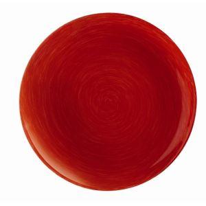 Luminarc 6 assiettes plates Stonemania en verre