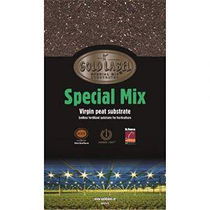 Gold Label Terreau special mix en sac de 40 litres