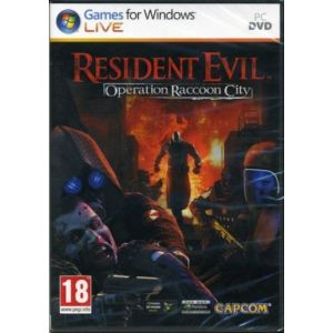 Resident Evil : Operation Raccoon City [PC]