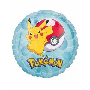 Ballon aluminium Pikachu 43 cm