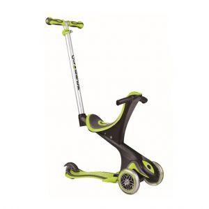 Templar Globber - Trottinette 3 roues Evo Comfort Vert Citron