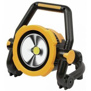 Brennenstuhl 1171420 - Projecteur Portable Pliable Rechargeable 20W