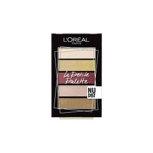L'Oréal La Petite Palette - Palette 5 Ombres à Paupières - N°2 - Nudist - 5 x 0,8 g