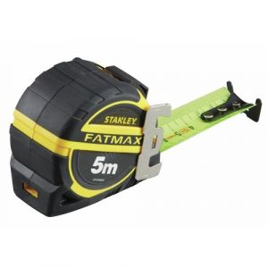 Stanley FatMax Blade Armor fluorescent - Mètre ruban 5 m