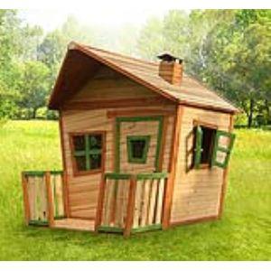 Axi Jesse - Maisonnette en bois