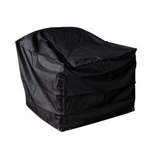 Image de Bosmere Housse de protection pour fauteuil de jardin large 93 x 93 x 68 cm