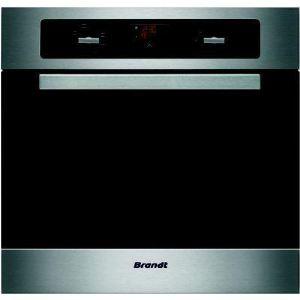 Brandt FE1222X - Four émail lisse