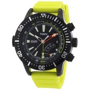 Timex T2N958D7 - Montre pour homme Intelligent Quartz Profondimètre