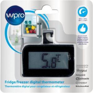 Wpro BDT102 - Thermomètre pour réfrigérateur et congélateur