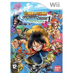 One Piece Unlimited Cruise 1 : Le Trésor sous les Flots [Wii]