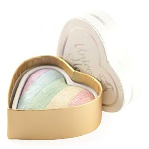 I Heart Revolution Unicorns Heart Rainbow Highlighter Blush