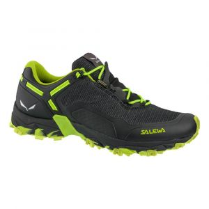 Salewa Chaussures Speed Beat Goretex - Black Out / Fluo Yellow - Taille EU 43